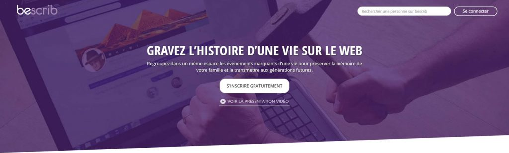 inscription sur bescrib